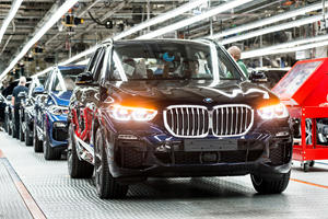 BMW Can't Stop Selling SUVs