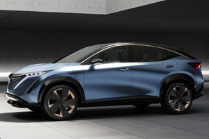 Nissan's New SUV Will Be Faster Than A Sports Car