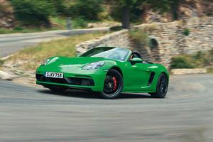 Say Hello To The Porsche 718 Boxster/Cayman GTS 4.0