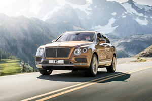 Watch The Staggering Process Of Building A Bentley Bentayga Speed