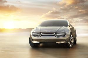 Kia's First Proper Electric Car Coming 2021