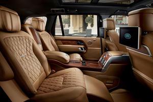 Jaguar Land Rover Invents Shape-Shifting Seats