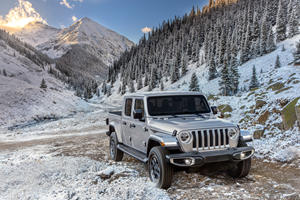 Jeep Braces For Winter With 'North Edition' Models