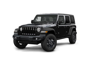 This Is The Special Edition Willys Wrangler You Can't Have
