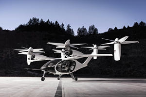 New Toyota EV Will Take To The Skies