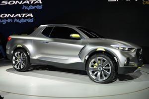 This Is What Will Power Hyundai's Pickup Truck