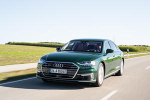 2020 Audi A8 Plug-In Definitely Seems Worth The Price