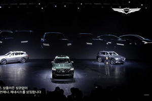 Genesis Teases The World With Multiple Sporty Models
