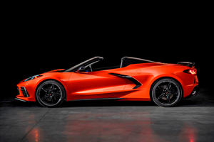 New Corvette Convertible Is Now Ready To Order