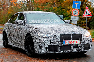 The BMW M Division Is Readying Two Hot New Cars