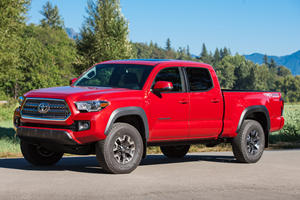 Toyota Tacoma Demand Forces Significant Changes