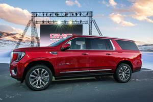 2021 GMC Yukon XL First Look Review: Big Size, Big Luxury