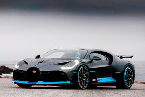 Bugatti May Be Working On A Divo Successor