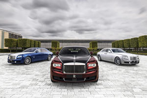 Rolls-Royce Celebrates Its Most Exclusive Bespoke Creations