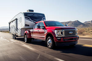 2020 Ford F-250 Super Duty First Drive Review: The American Mover