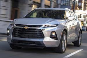 2020 Chevrolet Blazer Turbo Boasts Improved Economy