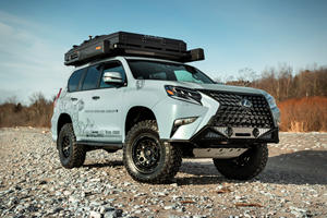 Lexus GX Transformed Into Awesome Luxury Offroader