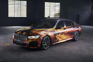 Latest BMW Art Car Is Electrifying