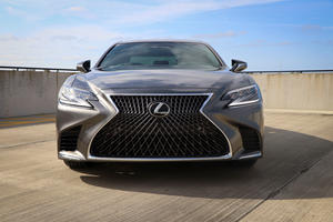 5 Jaw-Dropping Features Of The 2020 Lexus LS 500