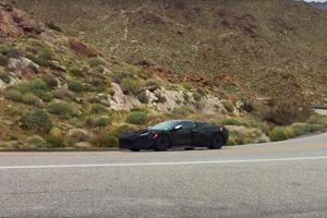 Next-Gen Corvette Z06 Engine Sound Captured On Video