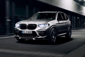 BMW X3 M Competition Transformed Into 600-HP Beast