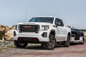 New Towing Tech Coming To Chevy And GMC Trucks