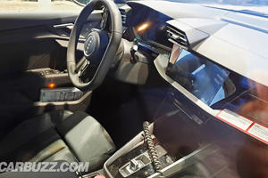 New Audi S3 Getting Massively Improved Interior