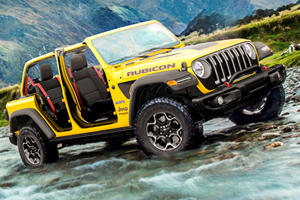 New Jeep Wrangler Rubicon Quietly Joins The Lineup