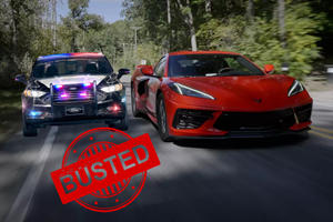 Street Racing Corvette Engineers Get What They Deserve