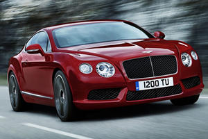 Grand Touring Icons: Bentley Continental GT