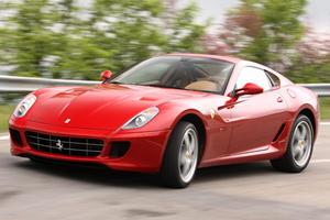 Grand Touring Icons: Ferrari 599 GTB Fiorano
