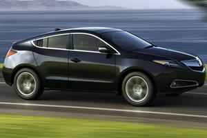 Acura Discontinues ZDX Crossover