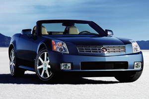 Grand Touring Icons: Cadillac XLR