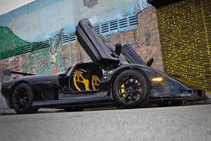 Unique Mosler RaptorGTR Available for $700,000