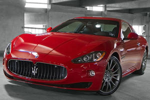 Grand Touring Icons: Maserati GranTurismo