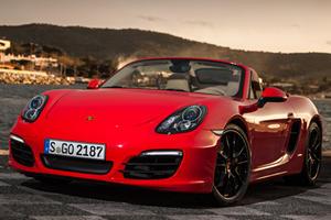 Entry Level Exotics: Porsche Boxster