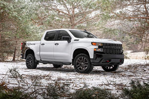 2021 Silverado Realtree Edition Is Camouflaged For A Reason
