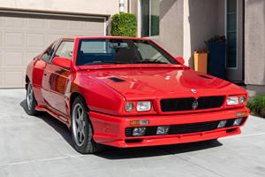 Weekly Treasure: 1992 Maserati Shamal