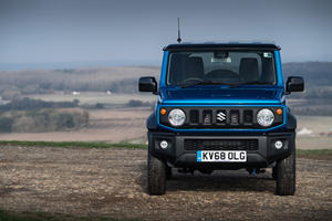 Suzuki Jimny Gets The Ax In Europe