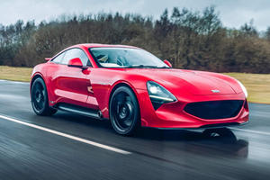 The Mustang-Powered TVR Griffith Is Delayed... Again