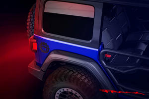 Mopar Teases Special Jeep Wrangler With Some Wild Upgrades