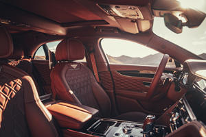 2020 Bentley Flying Spur Interior Is Unlike Anything Else