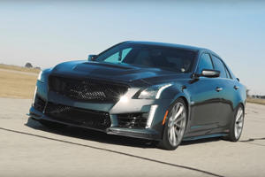 This Is How Hennessey Builds A 1,000 Horsepower Cadillac