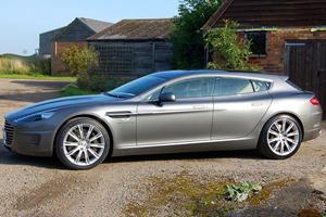 200-MPH Aston Martin Bertone Wagon Up For Sale