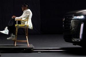 2021 Cadillac Escalade Shows Its Face