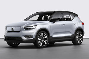 Volvo's First Electric Car Is Already A Huge Hit