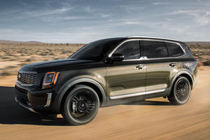 Kia Can't Build Its New Luxury SUV Fast Enough