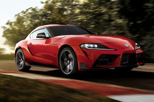 2020 Toyota Supra Has More BMW DNA Than We Thought