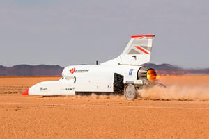 Here's When Bloodhound Will Attempt A New Land Speed Record