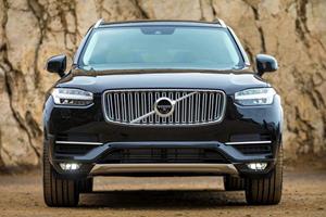 Next-Generation Volvo XC90's New Targets Makes Perfect Sense